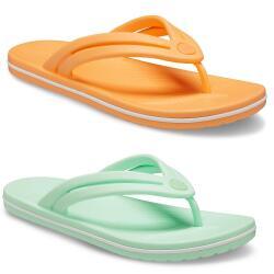 Crocs Crocband Flip Woman 206100 Zehentrenner mint oder...
