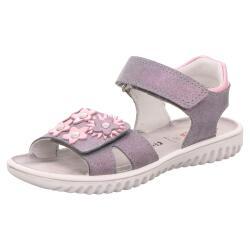 Superfit Sparkle Kinder Mädchen Sandale Leder...