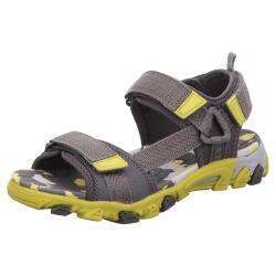 Superfit Kinder Sandale Henry Mod.00108 Klett Weite M...