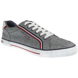 Tom Tailor 8080810 Herren Textil Canvas Sneaker...