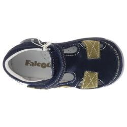 Naturino Falcotto Falcotto 424 T-Spange blau Gr.20-23