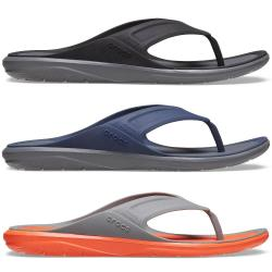 Crocs Men´s Swiftwater Wave Flip Zehentrenner 206242...