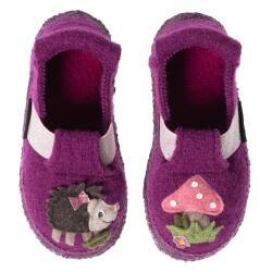 Nanga Pricky Hedgehog Hausschuh Slipper Wolle kleiner...