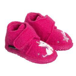 Nanga Little Unicorn Baby Hausschuh Klett breiter...