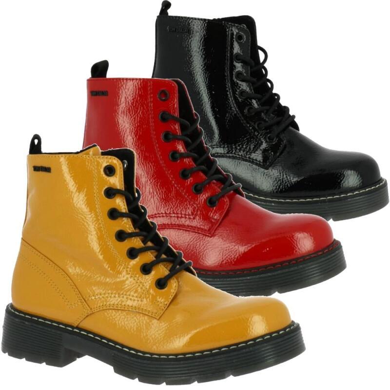 Tom Tailor Damen Ankle Boots Stiefelette 9093509 Warmfutter Reißverschluss Gr.37 43
