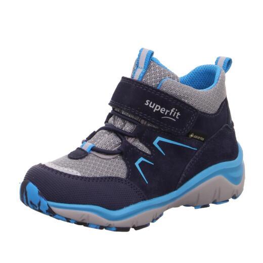 Superfit Sport5 Halbschuh Boots Stiefel Gore-Tex Leder wasserdicht Weite V 25-35