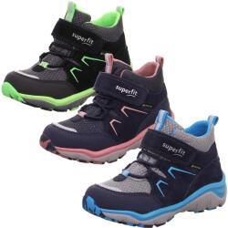 Superfit Sport5 Halbschuh Boots Stiefel Gore-Tex Leder...