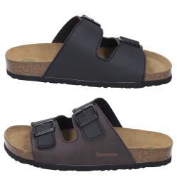 Dr. Brinkmann 601835 Herren Pantolette Sandale...