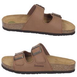 Dr. Brinkmann 602851 Herren Pantolette Sandale...