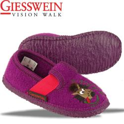 Giesswein BERGHAUSEN Märchenmotiv lila Gr.23-35 35