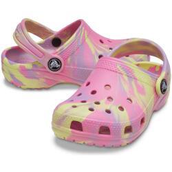Crocs Kids Classic Marbled Clog 207002 in 3 Farben Gr.23-39