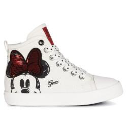 Geox J Ciak Girl Mid-Cut-Sneaker Knöchelschuh...