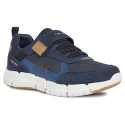 Geox J159BB J Flexyper Boy Casual Sport Low-Cut Sneaker...