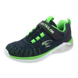 Tom Tailor 1170201 Unisex Sneaker cooles Design Textil...