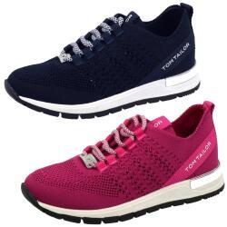 Tom Tailor 1172001 Mädchen Sneaker cooles Design...