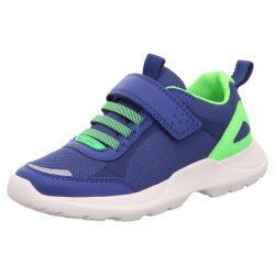 Superfit Halbschuh Sneaker Rush extrem leicht Klett...