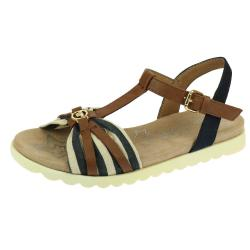 Tom Tailor 1171001 Mädchen Sandale T-Steg-Sandale...