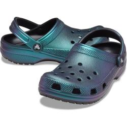 Crocs Classic Prismatic Clog 206872 Unisex Pantoletten...
