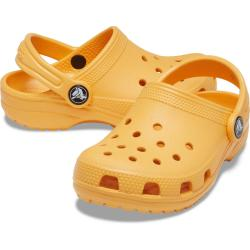 Crocs Kids Classic Clog 204536-837 in orange sorbet Gr.22-39