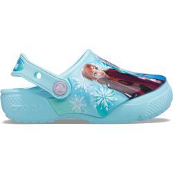 Kids Crocs Fun Lab Disney Frozen II Clog iceblue Gr.23-33