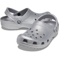 Crocs Classic Glitter Clog 205942-O40 Unisex Hausschuhe...