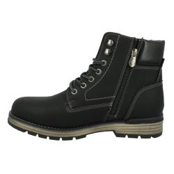 Tom Tailor 2180501 Herren Boots gefüttert Texmembran schwarz Gr.41-46
