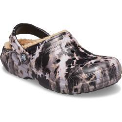 Crocs Classic Lined Bleach Dye Clog Winter Clog 207299...