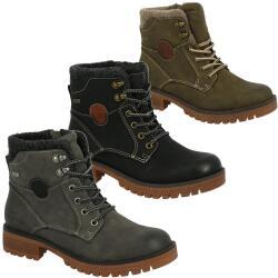 Tom Tailor 2191002 2191008 Damen Stiefelette Boots TEX...