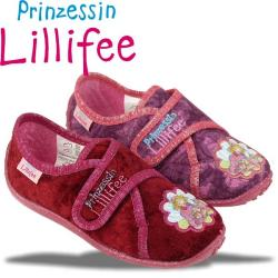 Prinzessin Lillifee Vivian Hausschuh lila o.bordeaux...