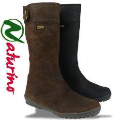 Naturino ALGUA Rainstep Stiefel  Leder 2 Farben Gr.30-40