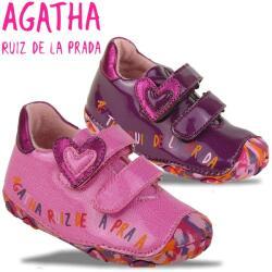 Agatha Ruiz de la Prada Modell 111916 Halbschuh Gr.19-22 pink 19