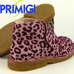 Primigi GROUNGY Leoprint super weich 2 Farben Gr.24-39 rosa 24