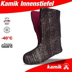 Kamik Winterstiefel FREERIDEX wasserdicht -40°C Gr.25-40 lila 25