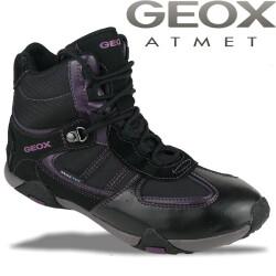 GEOX J TALE WPF A gefütterte Boots wasserdicht black...