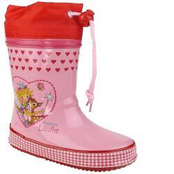 Prinzessin Lillifee Gummistiefel LAILA gefüttert rosa Gr.22-32 32