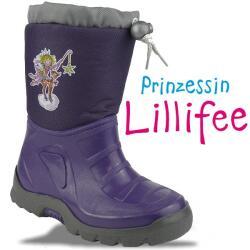 Prinzessin Lillifee Snowboot JENNIFER kuschelig warm lila...