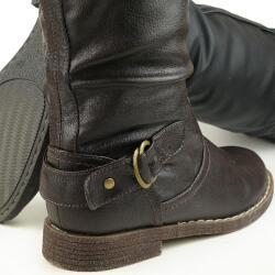 Jane Klain by IDANA gefütterte hohe Stiefel in 2 Farben Gr.36-42 braun EUR 38