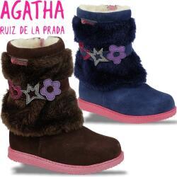 Agatha Ruiz de la Prada dick gefütterte Stiefel...